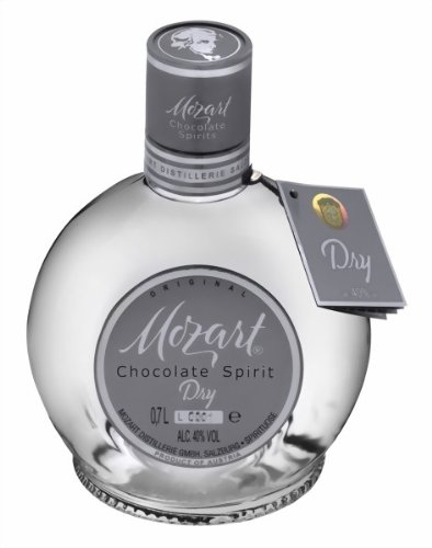 Suchen : Mozart Dry Chocolate Spirit 0.7 l